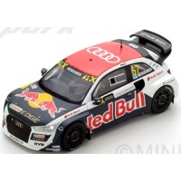 AUDI S1 EKS RX World RX Hockenheim'17, T.Heikkinen