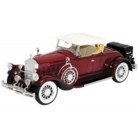 PIERCE-ARROW Model B burgundy