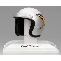 Paul NEWMAN Helmet, 1977 (P.L.N.Racing)