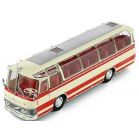 NEOPLAN NH 9L, 1964, beige/red