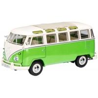 VOLKSWAGEN T1b Samba, green/beige (limited 1000)