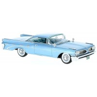 PONTIAC Bonneville Hardtop, 1959, l.blue