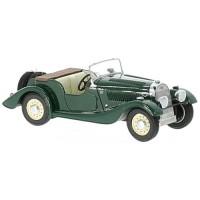 MORGAN 4/4 Flat Radiator S1, 1936 , green