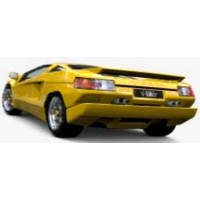 CIZETA V16 6,4 16cyl 64V, 1991, yellow