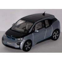 BMW i3, ionic silver