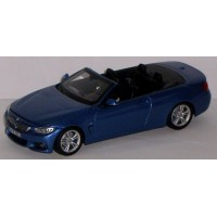 BMW 4-Series Cabrio, estoril blue
