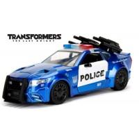Barricade Police Car Tansformers 5