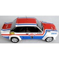 FIAT 131 Abarth Rally Sanremo'77 #9, winner