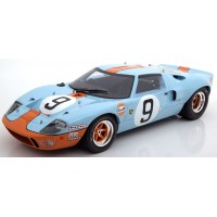 FORD GT40 24h LeMans'68 #9, winner Rodriguez / Bianchi