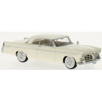 CHRYSLER 300B, 1956, white