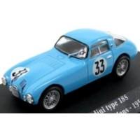 SIMCA GORDINI T15C 24h LeMans'50 #33, (ab) JM.Fangio / JF.Gonzalez