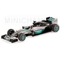 MERCEDES AMG Petronas  W06 Hybrid GP Malaysia'15 #44, winner L.Hamilton