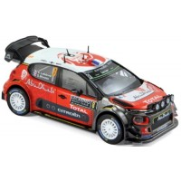 CITROËN C3 WRC Rally MonteCarlo'17 #8, S.Lefebvre