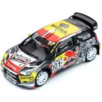 CITROËN DS3 WRC PaulRicard'16 #1, S.Loeb / S.Loeb