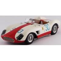 FERRARI 500 TRC (Chassis #0682) TargaFlorio'58 #90, class winner Starrabba / Cortese