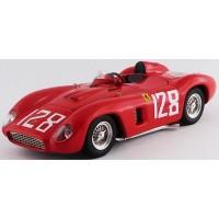 FERRARI 500 TR (Chassis #0614) BrynfanTyddyn Road Races'56 #128, winner C.Shelby