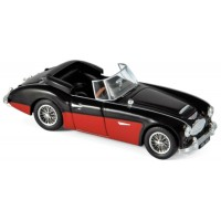 AUSTIN Healey 3000 Mk3, 1964, black/red