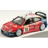 CITROËN Xsara WRC Rally Turkey'03 #19, winner C.Sainz / M.Marti