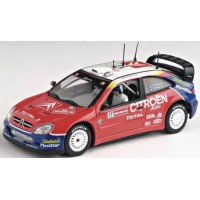 CITROËN Xsara WRC Rally GB'03 #17, C.McRae / D.Ringer