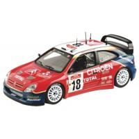CITROËN Xsara WRC Rally Sanremo'03 #18, winner S.Loeb