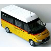 MERCEDES Sprinter Minibus