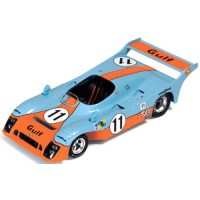 GULF Mirage LeMans'75 #11, winner Bell / Ickx