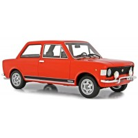 FIAT 128 Rally, 1971, red