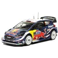FORD Fiesta WRC Rally TourDeCorse'18 #1, S.Ogier / J.Ingrassia