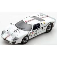 FORD Mk2B 24h LeMans'67 #6, J.Schlesser / G.Ligier