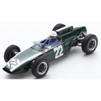 COOPER T60 GP Germany'63 #22, M.DeAraujoCabral