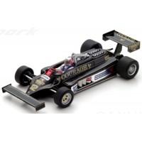 LOTUS 87 GP Practice GreatBritain'81 #12, N.Mansell