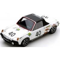PORSCHE 914/6 GT 24h LeMans'70 #40, G.Chasseuil / C.BallotLéna