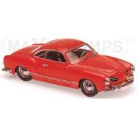 VOLKSWAGEN Karmann Ghia Coupé, 1955, re