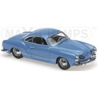 VOLKSWAGEN Karmann Ghia Coupé, 1955, l.blue