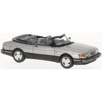SAAB 900 Cabriolet, 1987, met.grey