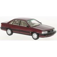 AUDI 200 Quattro 20V, 1990, met.d.red