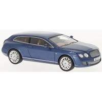 BENTLEY Continental Flying Star by Touring, 2010, met.blue