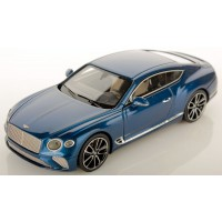 BENTLEY New Continental GT, sequin blue