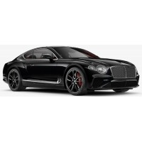 BENTLEY New Continental GT, onyx