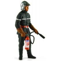FIGURINE Jean-Luc the Fireman