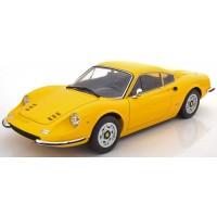 FERRARI Dino 246 GT, 1973, yellow (limited 200)