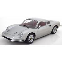 FERRARI Dino 246 GT, 1973, silver (limited 200)