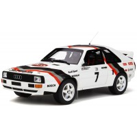 AUDI Sport Quattro PikesPeak'84 #7, winner M.Mouton (limited 2000)