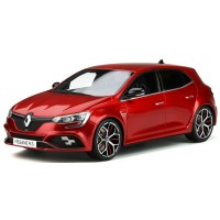 RENAULT Mégane R.S. Trophy, 2018, flame red (limited 1500)
