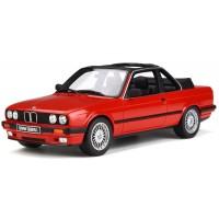 BMW E30 Baur, 1988, brilliant red (limited 1500)