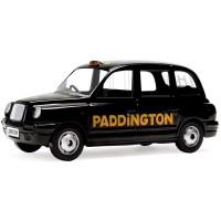 PADDINGTON Taxi & Figurine