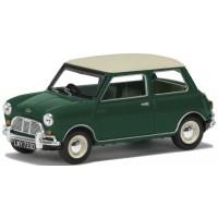 AUSTIN Mini Cooper S Mk1, almond green