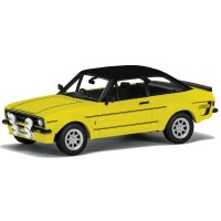 FORD Escort Mk2 RS Mexico, signal yellow
