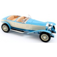 ROLLS-ROYCE Phantom Experimental Vehicle #10EX by barker, 1926, blue/white