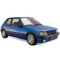 PEUGEOT 205 GTi 1,9, 1992, miami blue